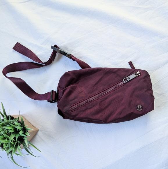 Lululemon Fast Trak Belt Bag - Fanny Pack